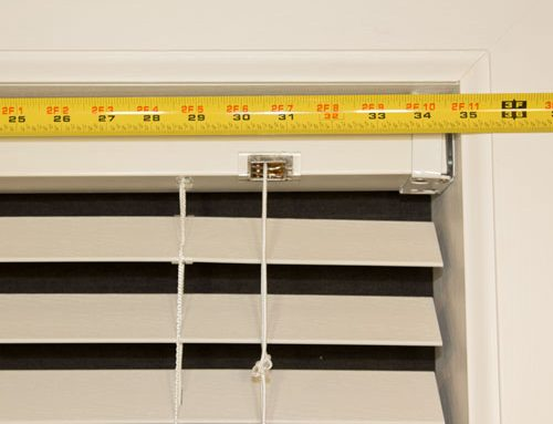How to Measure for Valances