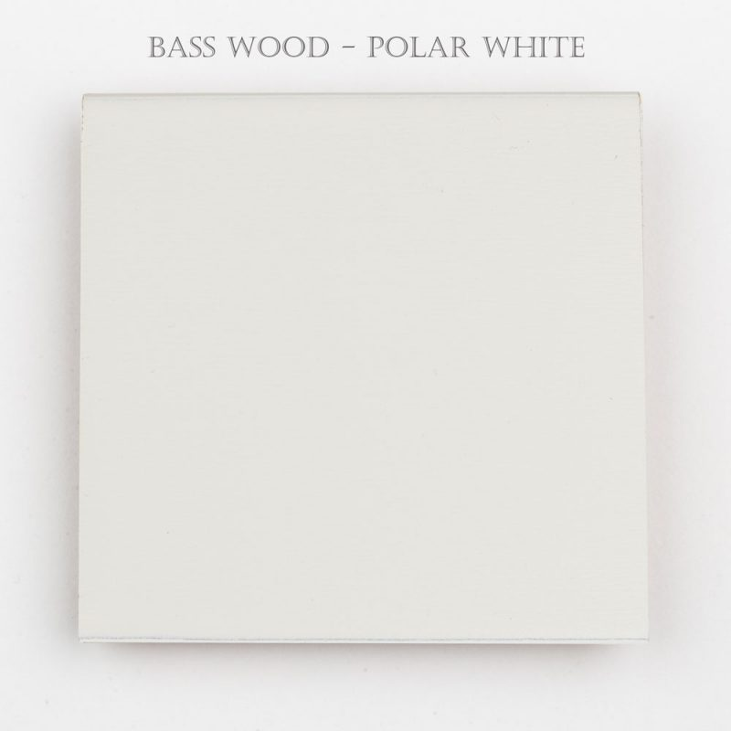 Wood – Polar White