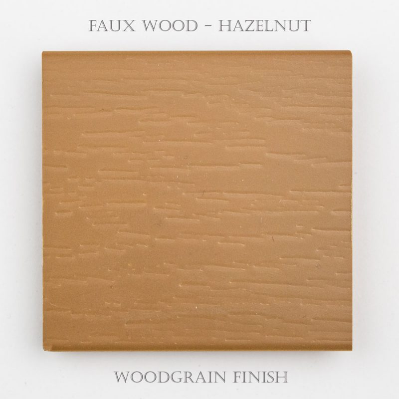 Faux Wood Woodgrain – Hazelnut