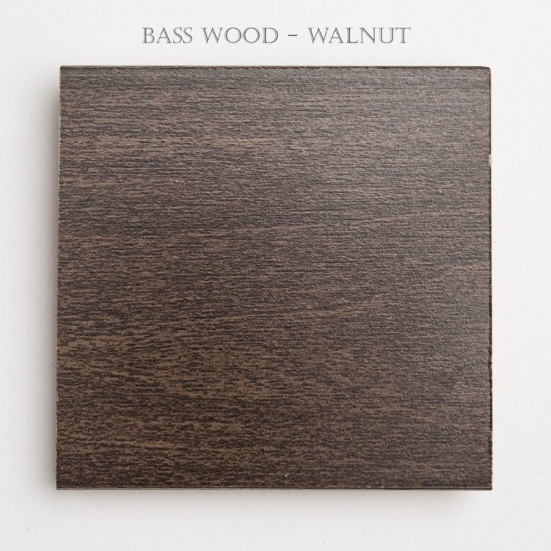 Wood – Walnut