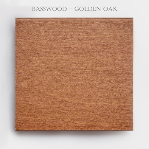 Wood – Golden Oak